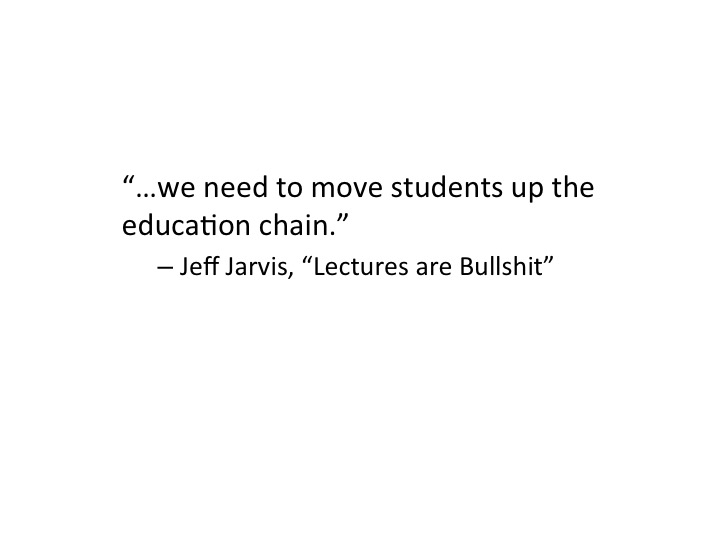 Jarvis Quote Slide
