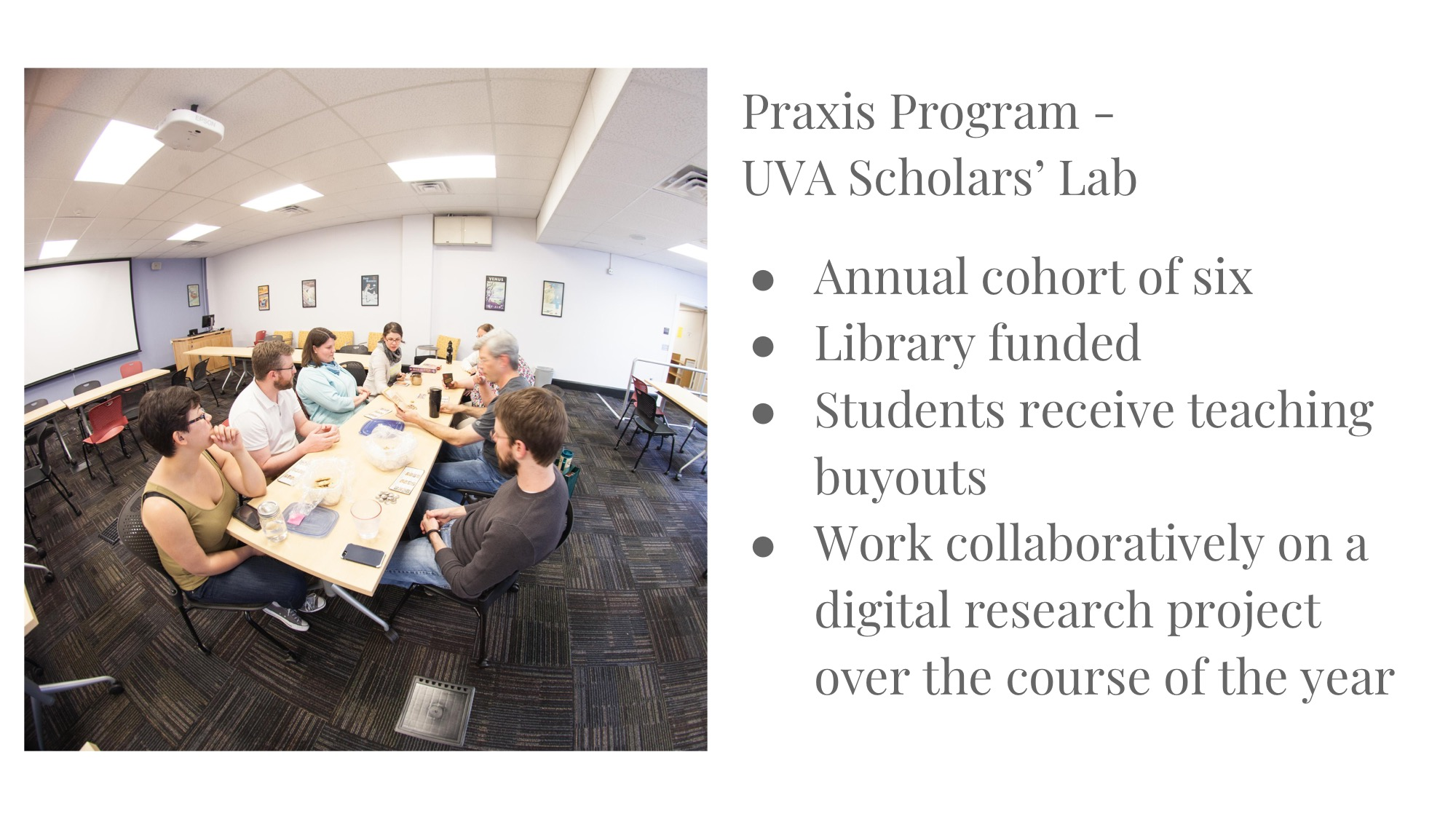 praxis program summary