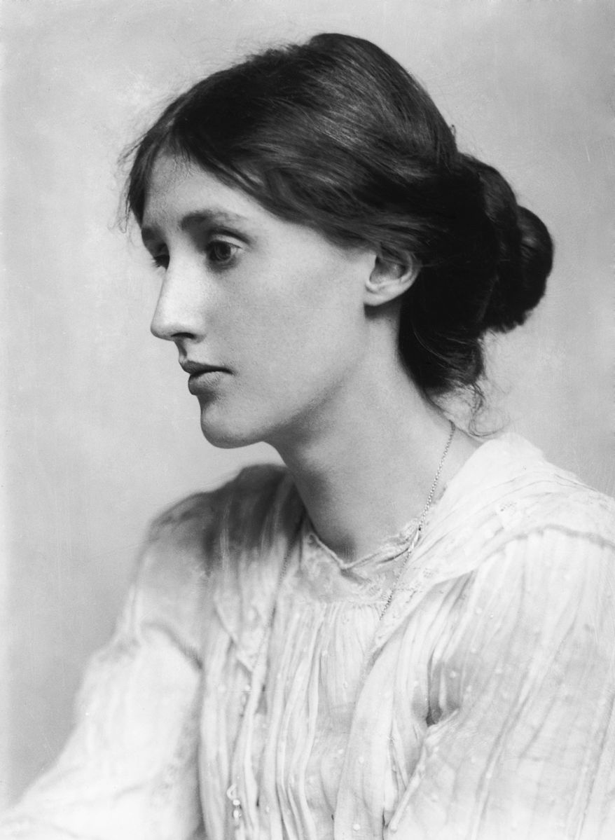 woolf face